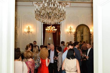 Noble Drinks & Networking Events #8, august 2017